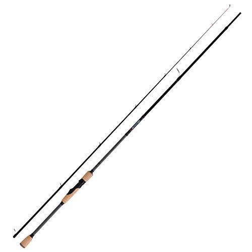 Fox Rage Warrior 2 Dropshot 240cm 4-17g - Drop Shot Rute zum Zanderangeln & Barschangeln, Spinnrute zum Dropshotangeln, Barschrute