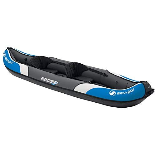 Sevylor Kayak/Kajak Colorado Pro Kit 2 Personen-Boot