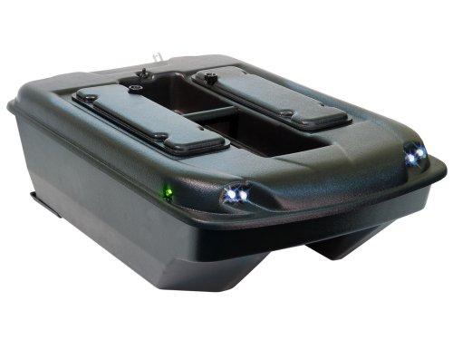 Carp Madness XXL Bausatz Futterboot 2,4 Ghz Schwarz Baitboat Köderboot Boot