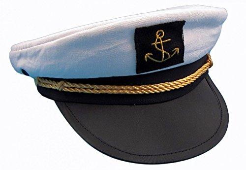 Modas Kapitänsmütze, Größe:61