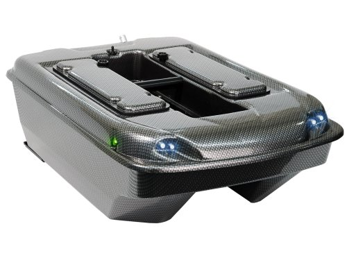 Carp Madness XXL Futterboot 2,4 Ghz Carbon Baitboat Köderboot
