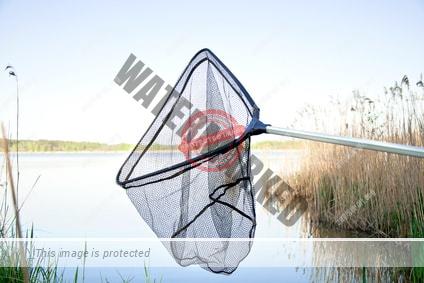 Der Unterfangkescher ist für Angler besonders wichtig.