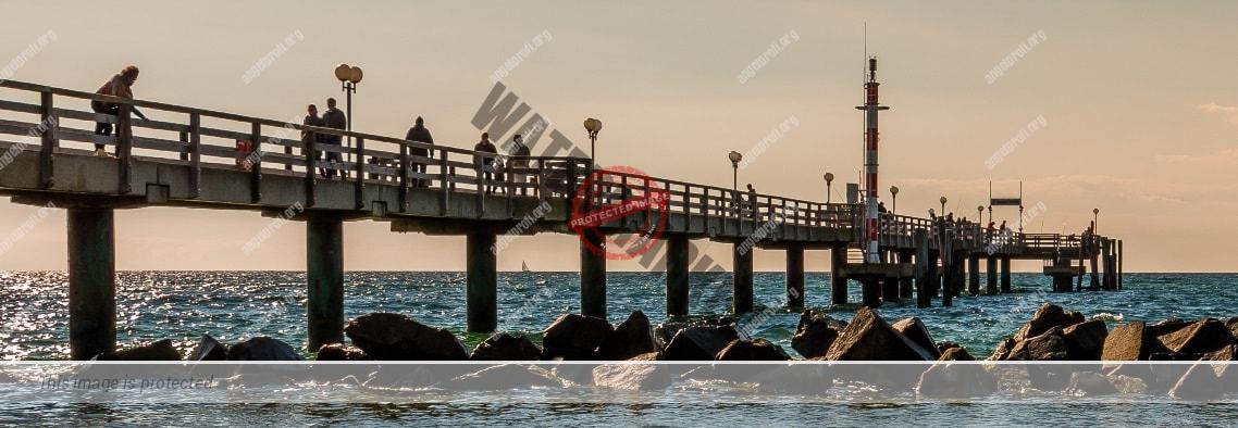 Der Spundwand Kescher ist wichtig, wenn Du bspw. von einer Brücke angeln möchtest.